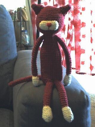 Cat amigurumi crochet plush free pattern – Free Amigurumi Patterns | 426x320