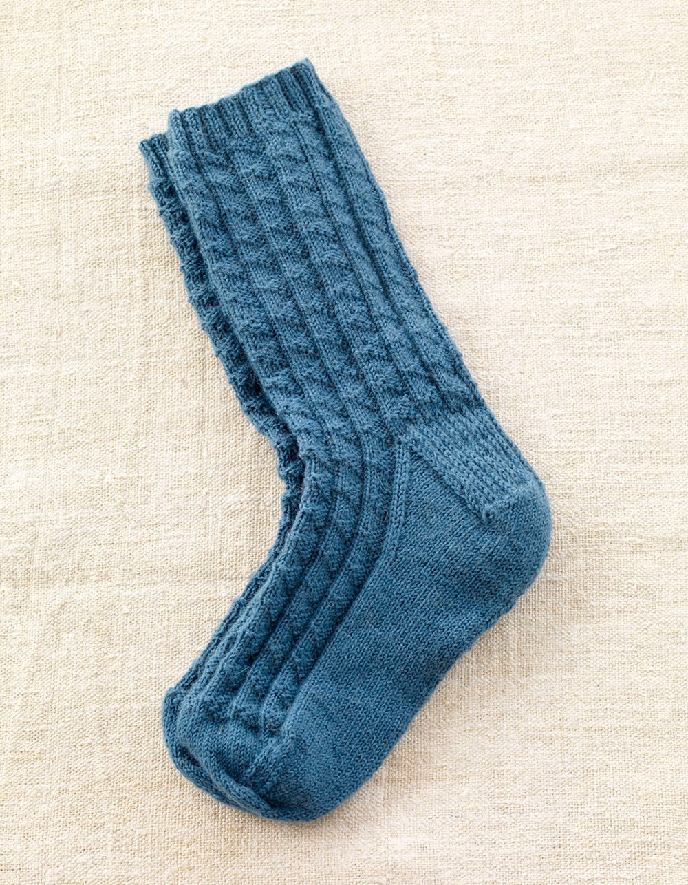 Free Pattern Easy Knitted Straight Needle Socks Rina Watt Blogger Home Decor Diy And
