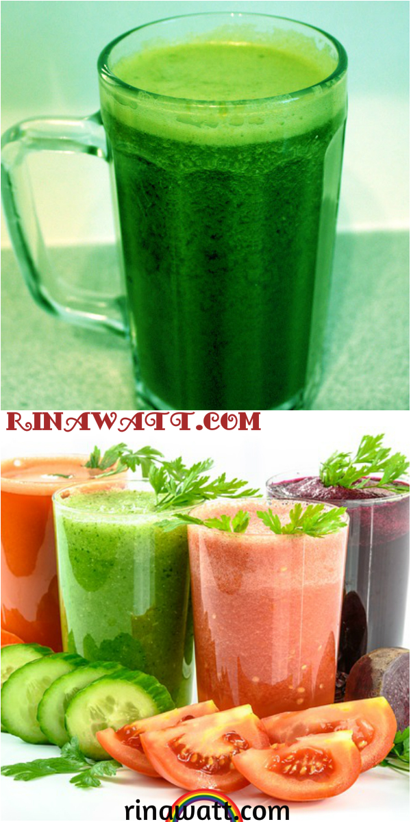 Green Juices - Vital Substance Bombs for Weight Loss and ...
