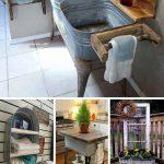 galvanized-tub-bucket-ideas-reused-repurposed-pinterest-share-rinawatt.com