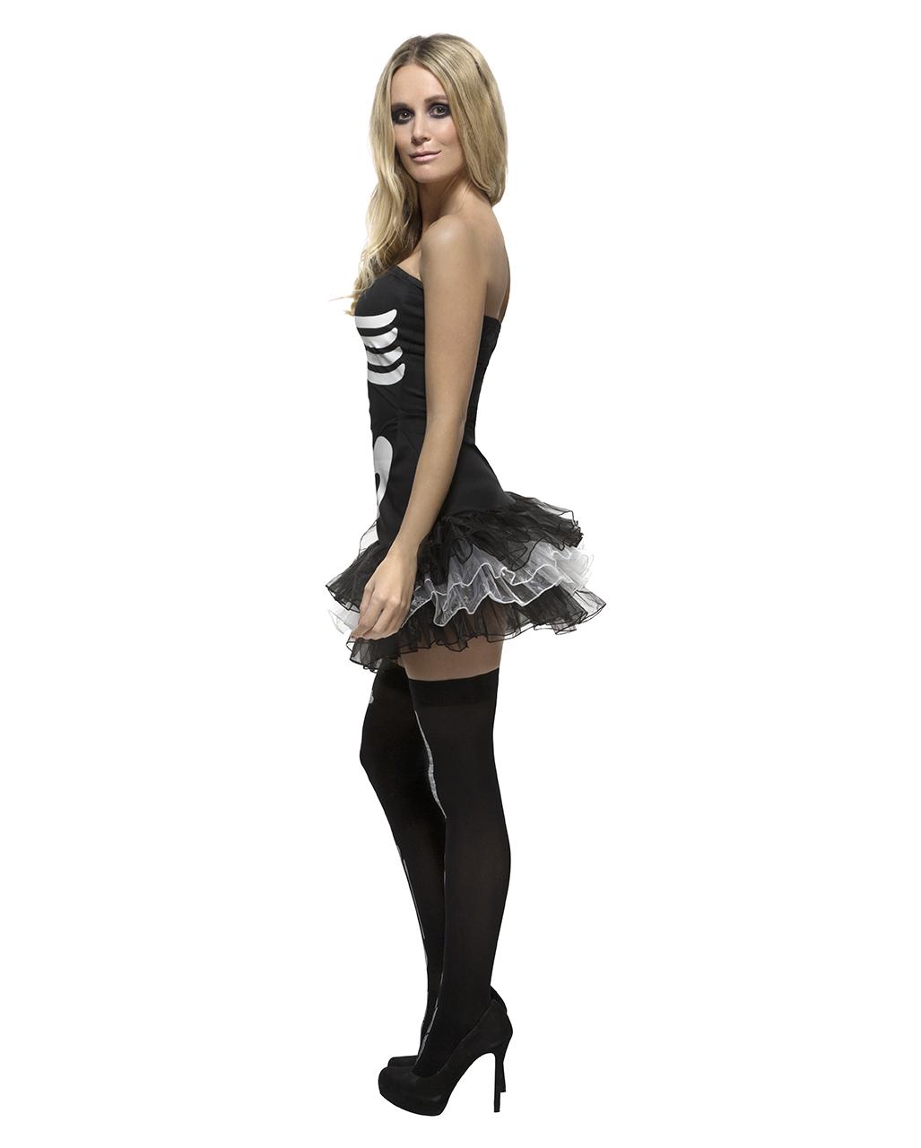 Ballet Skeleton Costume - Skeleton Ballerina Disguise Halloween - Sexy Skeleton Dress
