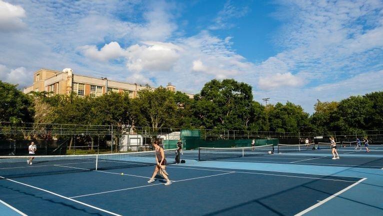 McCarren Park Tennis Courts