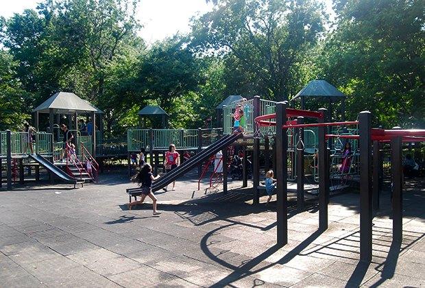 Vincent V. Abate Playground